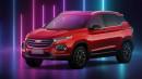 Chevrolet Groove, Adik Wuling Almaz Resmi Diluncurkan