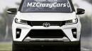 Terkaan Toyota Fortuner Facelift 2020 (Bagian 1)