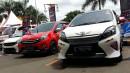 Ini Dia Nilai Jual Toyota Agya Facelift Menurut Samsat