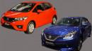 Daftar Harga Hatchback Kurang Dari RP 280 Juta (Desember 2018)