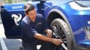 Goodyear Rancang 'Ban Pintar' Dengan Mobil Tesla, Ini Kecanggihannya
