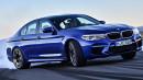 """BMW M5 Generasi Terbaru Dirilis, Dibatasi 250 Km/Jam """"Saja"""""""