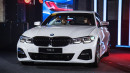 BMW Seri-3 Generasi Terbaru Debut di FIlipina, Sentuh RP 1,3 Milyar!