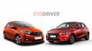 Komparasi Spek Honda Brio RS VS Mazda 2
