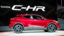 Toyota C-HR Akan Dijual di GIIAS 2017?