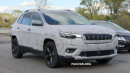 SPY SHOT: Jeep Cherokee Facelift 2019