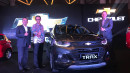 Chevrolet Trax Facelift 2017 Meluncur, Harga Termurah Rp 279 Juta