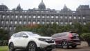 CR-V Akhirnya Kalahkan Penjualan Almaz