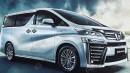 Setelah SUV, Toyota Crown Juga Menjelma Menjadi MPV Mewah