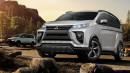 Mitsubishi Delica Generasi Terbaru Dikabarkan Meluncur Akhir Tahun Ini