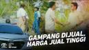 VIDEO: Iklan Ini Adalah Sindiran Toyota Untuk Mitsubishi?