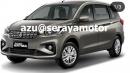 Wujud Suzuki Ertiga Model Baru Bocor ke Publik!