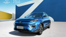 Ada SUV Listrik Baru Asal Tiongkok Masuk ke Pasar Indonesia, Seperti Ini Spesifikasinya