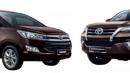 Toyota Fortuner dan Innova Versi Malaysia Dapat Pembaharuan Fitur