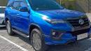Toyota Fortuner Dapatkan Warna Baru?