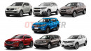 Pilihan SUV Bekas Seharga DFSK Glory 560