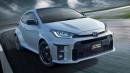 Toyota Gazoo Racing Perkenalkan Edisi Terbaru Dari GR Yaris, Apa Kelebihannya?