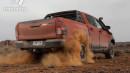 Toyota Hilux Tidak Bisa Melewati Jalan Yang Berdebu Tebal?