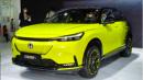 Begini Wujud Honda HR-V Full Listrik Yang Meluncur Di Cina