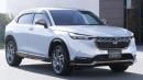 Honda HR-V Generasi Mendatang Akan Dilabeli Sebagai Vezel