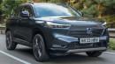 Honda HR-V Generasi Mendatang Berbekal Mesin Turbo Dan Honda Sensing