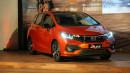 Honda New Jazz Facelift Meluncur, Harga Mulai RP 232 Jutaan