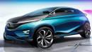 Honda Diketahui Siapkan Dua Model Baru Pengganti BR-V an WR-V