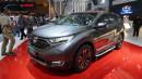 GALERI: Honda CR-V 1.5L Turbo Prestige 2017 (22 Foto)