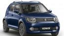 Desas-desus Suzuki Ignis Facelift