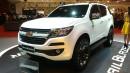 Ini Bocoran Harga Dan Fitur Chevrolet Trailblazer 2017