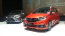 Honda Mobilio Facelift Resmi Meluncur, Termurah RP 189,5 Juta