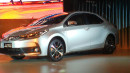 Toyota Corolla Altis Facelift Meluncur Di Indonesia, Tantang Civic Turbo