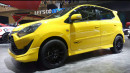 GIIAS 2017: Toyota Agya 1.200 CC Special Edition Tampil Sangat Sporty, Fitur Bertambah