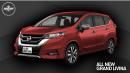 Terkaan Nissan Grand Livina Model Baru Kembali Beredar