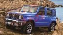 Harga Suzuki Jimny 5 Pintu Diprediksi Lebih Murah