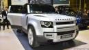 Land Rover Defender Generasi Terbaru Melantai di Singapura