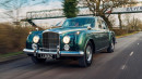 Bentley Klasik Bertenaga Listrik Resmi Diperkenalkan Lunaz, Simak Spesifikasinya