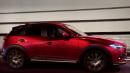 Mazda CX-3 Facelift Siap Muncul di Jepang, ini Detailnya