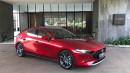 Ketampanan Mazda 3 Raih Penghargaan Bergengsi