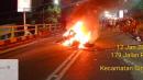 Belum Meluncur, Mobil Ini Malah Kecelakaan di Cimahi