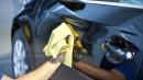 4 Langkah Merawat Mobil Berwarna Hitam Agar Warna Tetap Prima