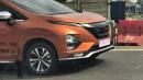 SPY SHOT: Nissan Livina Berbasis Xpander Sudah Ada di Jalanan