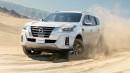 Nissan Terra Facelift Meluncur, Lebih Bertaji Hadapi Fortuner dan Pajero Sport
