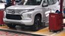 Wujud Mitsubishi Pajero Sport Facelift Terungkap!