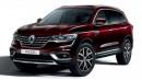 Renault Koleos Facelift Gunakan Mesin Baru