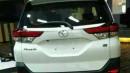 Inilah Bocoran Kelengkapan Eksterior Toyota Rush Generasi Terbaru