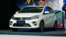Ketampanan Daihatsu Sirion Membuahkan Hasil?