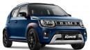 Suzuki Ignis Facelift Resmi Dijual, Tembus RP 200 Juta