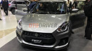 Suzuki Swift Facelift Resmi Meluncur, Andalkan Varian Hybrid