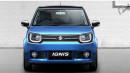 Inilah 18 Fitur Suzuki Ignis Versi Indonesia